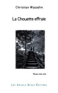 couverture La Chouette effraie
