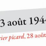 33 août 1944